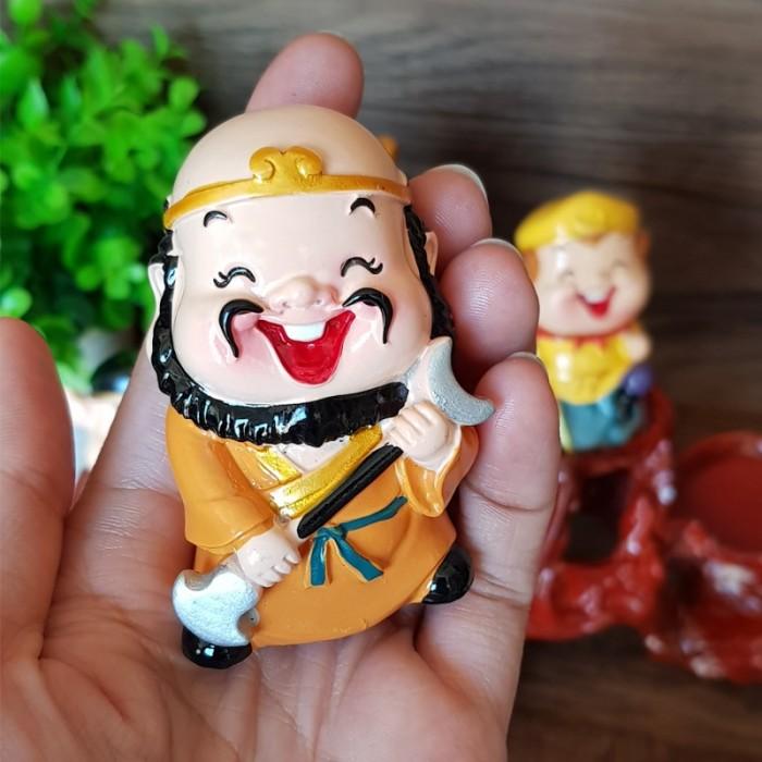 Bộ tượng chibi Thầy Trò Đường Tăng - Tây Du Ký 6cm0