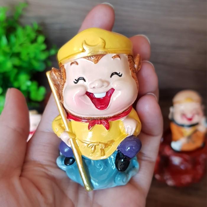 Bộ tượng chibi Thầy Trò Đường Tăng - Tây Du Ký 6cm2