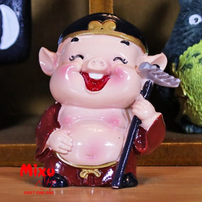 Bộ tượng chibi Thầy Trò Đường Tăng - Tây Du Ký 6cm14