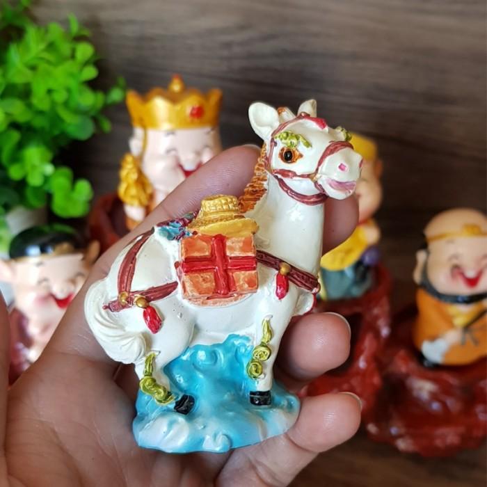 Bộ tượng chibi Thầy Trò Đường Tăng - Tây Du Ký 6cm11