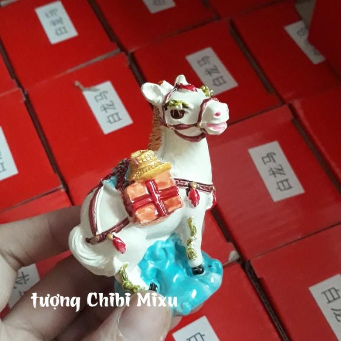 Bộ tượng chibi Thầy Trò Đường Tăng - Tây Du Ký 6cm9