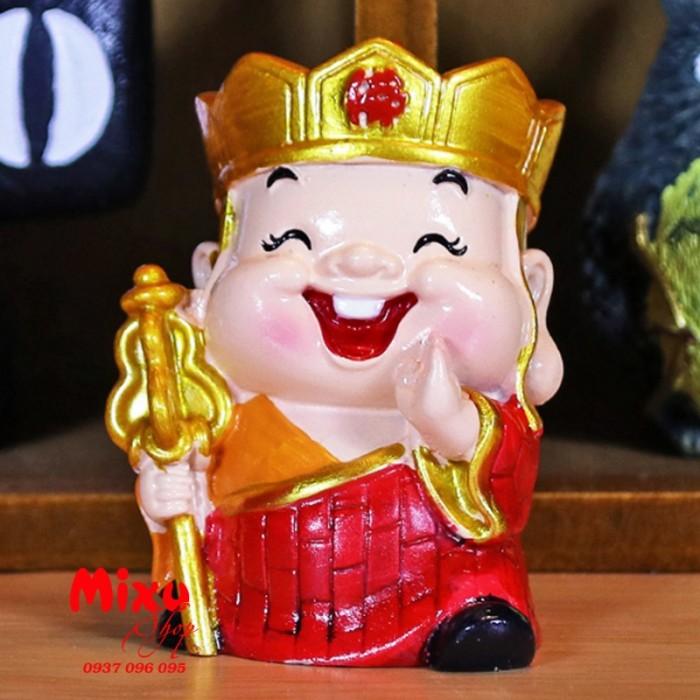 Bộ tượng chibi Thầy Trò Đường Tăng - Tây Du Ký 6cm16