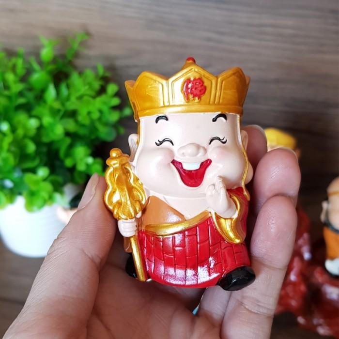 Bộ tượng chibi Thầy Trò Đường Tăng - Tây Du Ký 6cm7