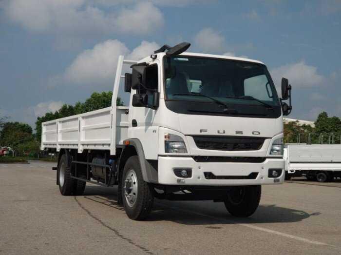 Xe tải 7t mitsubishi FUSO nhập 3 cục