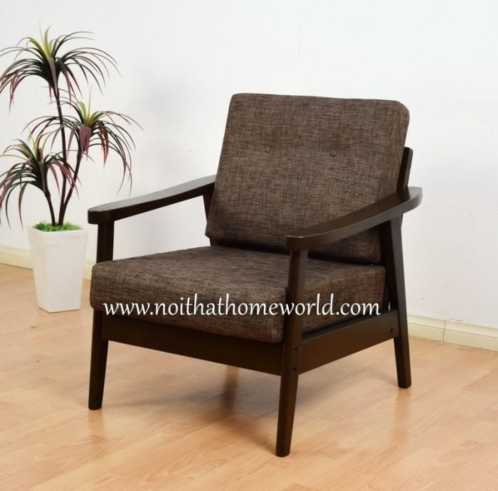 Sofa đơn khung gỗ hw145 - homeworld9