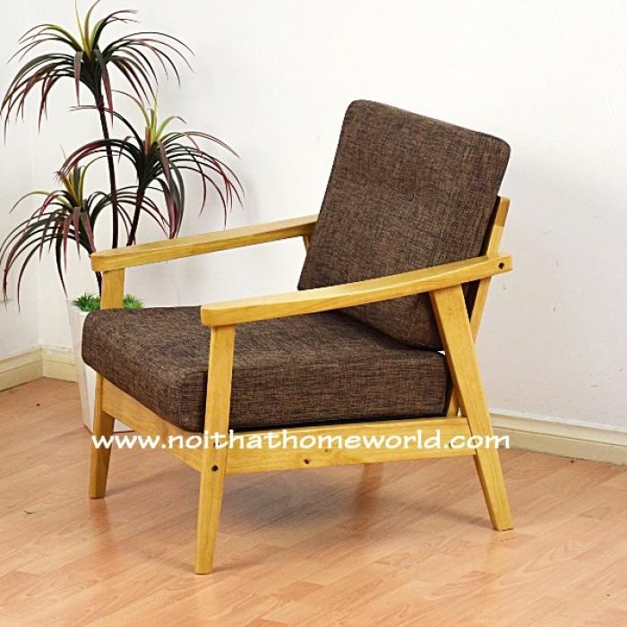 Sofa đơn khung gỗ hw145 - homeworld16