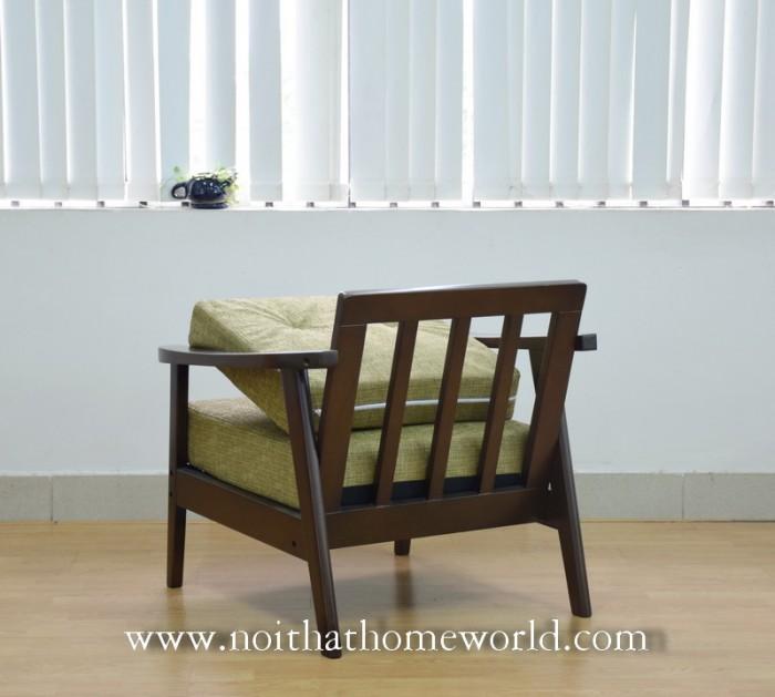 Sofa đơn khung gỗ hw145 - homeworld4