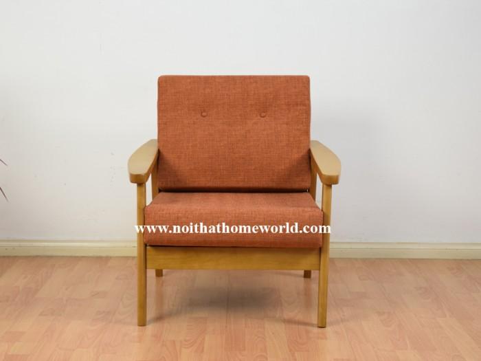 Sofa đơn khung gỗ hw145 - homeworld20
