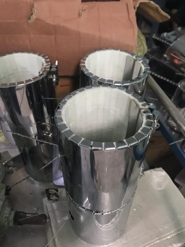Vòng sứ máy ép nhựa, máy ép củi trấu2
