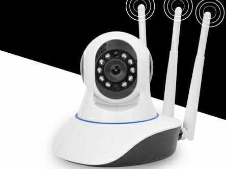 Smart IP Camera 3 anten0