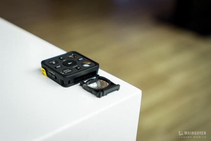 Remote Máy ghi âm Sony ICD-TX800 nhận tín hiệu đến 10m2