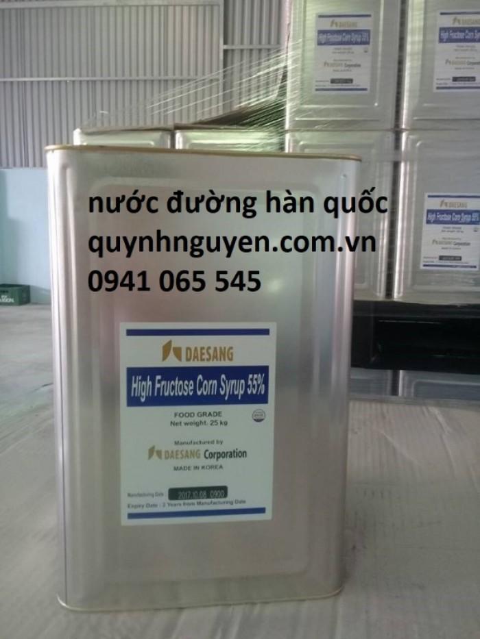 Nước đường Hàn Quốc -High Fructose Syrup0