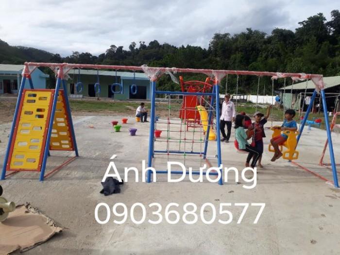 Nơi bán thang leo trẻ em cho trường lớp mầm non, công viên, khu vui chơi2