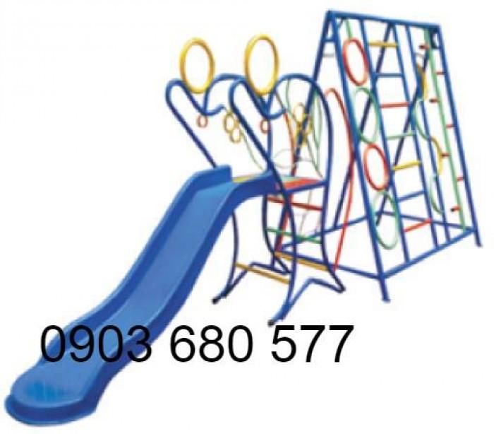 Nơi bán thang leo trẻ em cho trường lớp mầm non, công viên, khu vui chơi4