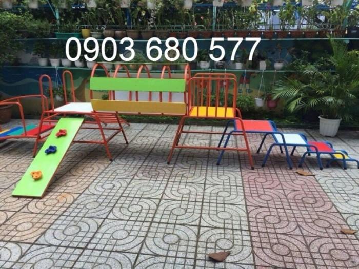 Nơi bán thang leo trẻ em cho trường lớp mầm non, công viên, khu vui chơi12