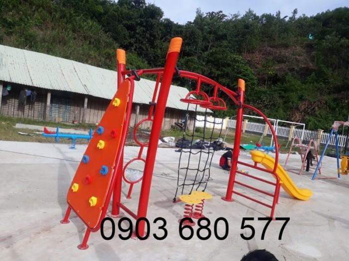 Nơi bán thang leo trẻ em cho trường lớp mầm non, công viên, khu vui chơi11