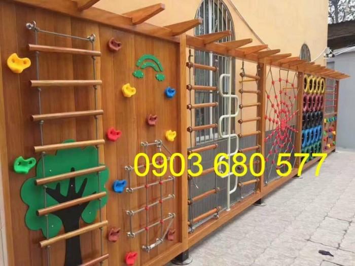 Nơi bán thang leo trẻ em cho trường lớp mầm non, công viên, khu vui chơi7