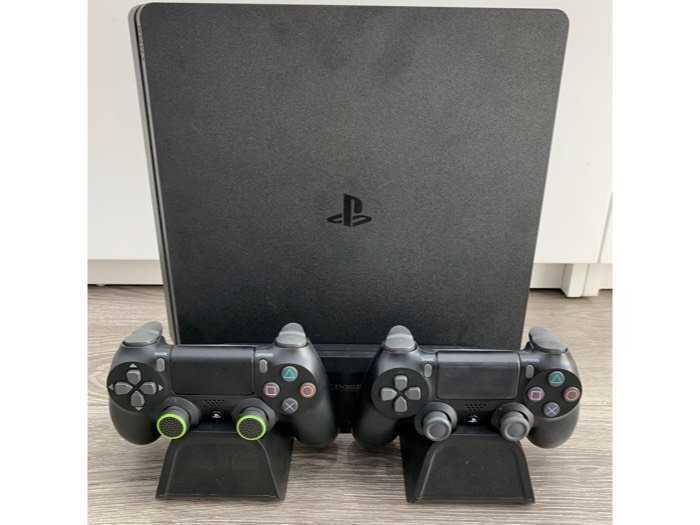 Máy PS4 SLIM Cũ   CHÍNH HÃNG  bảo hành 6 tháng0