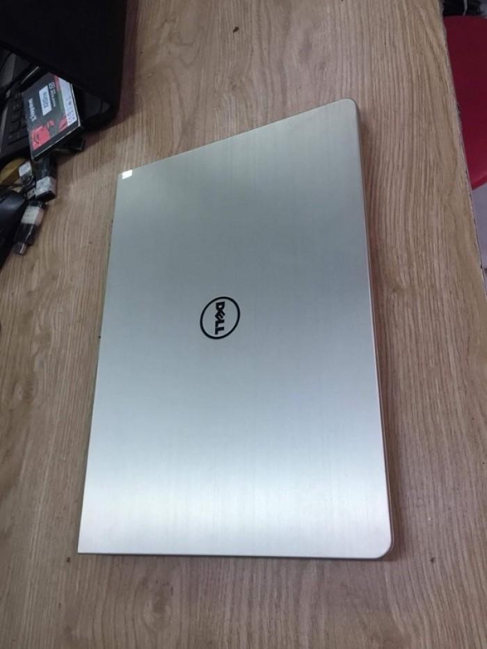 Siêu phẩm laptop Dell 5459 core i3_6100U Ram 4gb màn 14inh màu goon vỏ nhôm nguyên tem hãng . Tặng phụ kiện3