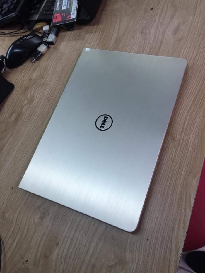 Siêu phẩm laptop Dell 5459 core i3_6100U Ram 4gb màn 14inh màu goon vỏ nhôm nguyên tem hãng . Tặng phụ kiện1