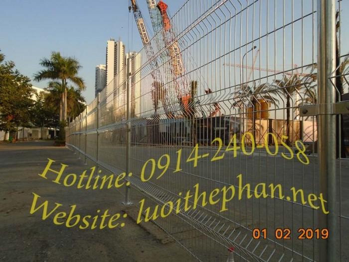 lưới thép hàn; hàng rào lưới thép; hàng rào mạ kẽm0