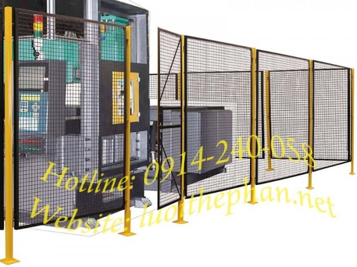 lưới thép hàn; hàng rào lưới thép; hàng rào mạ kẽm5