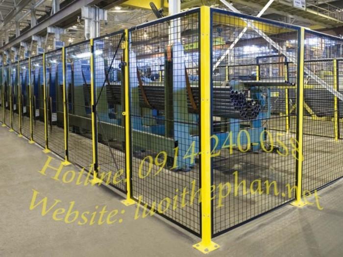 lưới thép hàn; hàng rào lưới thép; hàng rào mạ kẽm6