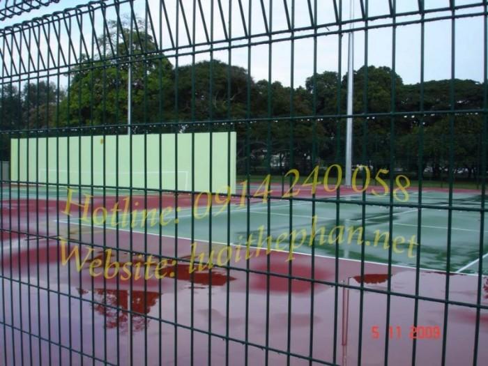 lưới thép hàn; hàng rào lưới thép; hàng rào mạ kẽm7