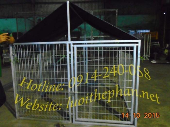 lưới thép hàn; hàng rào lưới thép; hàng rào mạ kẽm22