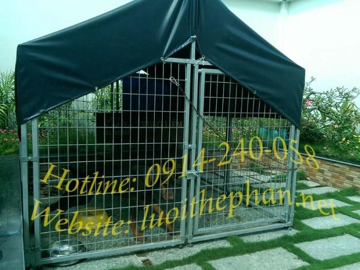 lưới thép hàn; hàng rào lưới thép; hàng rào mạ kẽm23