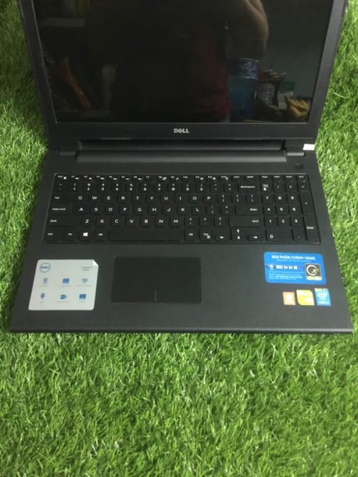 Cực chất Dell Inspiron 3542 chíp core i5 ram 4gb ổ 500gb cạc rời phím số game mượt , tặng fui đồ0
