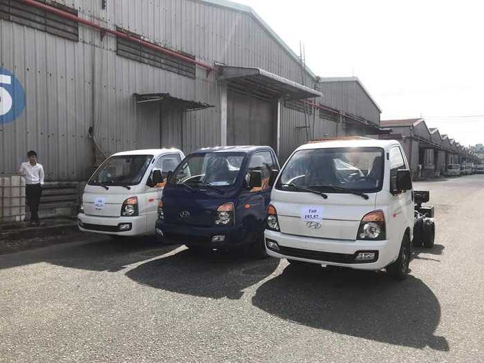 xe tải hyundai H150 porter 1,5 tấn 4