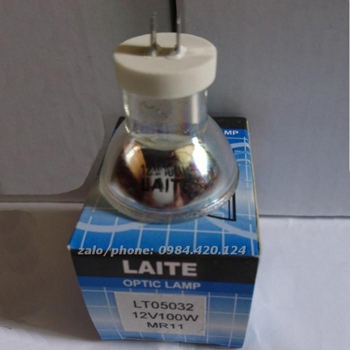 Bóng đèn trám răng 12V100W bóng halogen quang trùng hợp2