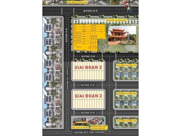 bán đất đức hoà thổ cư nhé chỉ 4,6-6,2tr/1m2 kdc . chợ. trường học. kcn. uy ban. trạm y tế ngân hàng tiện ích đầy đủ