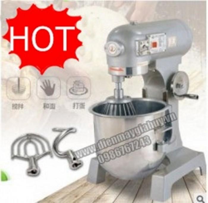 Máy nhào bột, máy trộn bột (10L)0