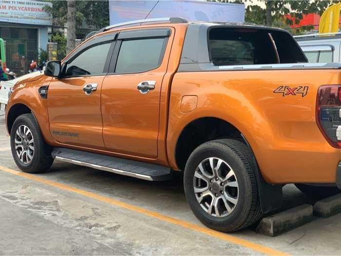 Ford Ranger Wildtrak 3.2 số tự động 2 cầu