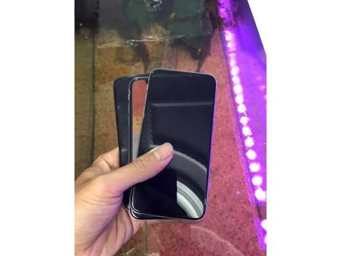 Iphone X 64G quốc tế Mỹ đẹp 99% hỗ trợ trả góp2