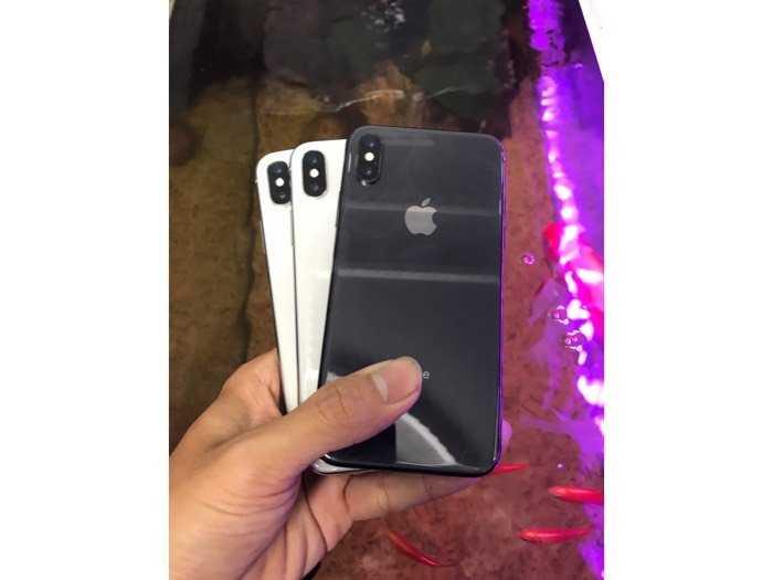 Iphone X 64G quốc tế Mỹ đẹp 99% hỗ trợ trả góp3