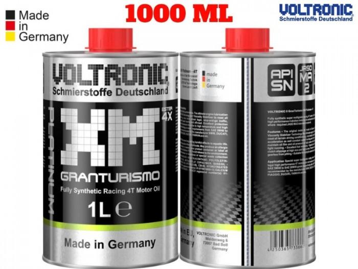 Nhớt Nhập Đức Voltronic XM PLATINUM Granturismo 4X Ester 4