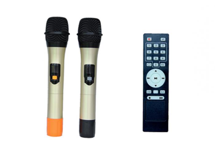 Loa kéo BN AUDIO BA 600V phụ kiện gồm có: 2 micro không dây UHF, nguồn 15/ 2A, hướng dẫn sử dụng, phiếu bảo hành chính hãng BOSTON.2