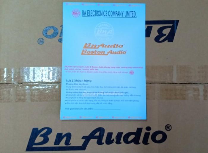 Loa kéo BN AUDIO BA 600V có kèm theo phiếu bảo hành chính hãng Boston Audio4