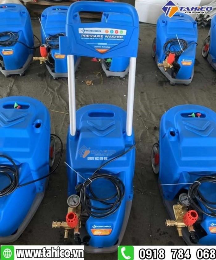 Máy rửa xe cao áp  Kokoro T2200MC0