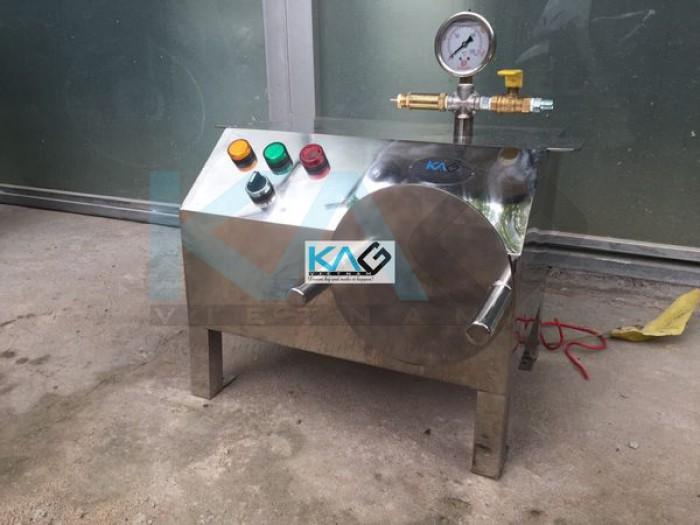 Thiết bị máy làm Đá CO2, Đá Khói, Đá Khô