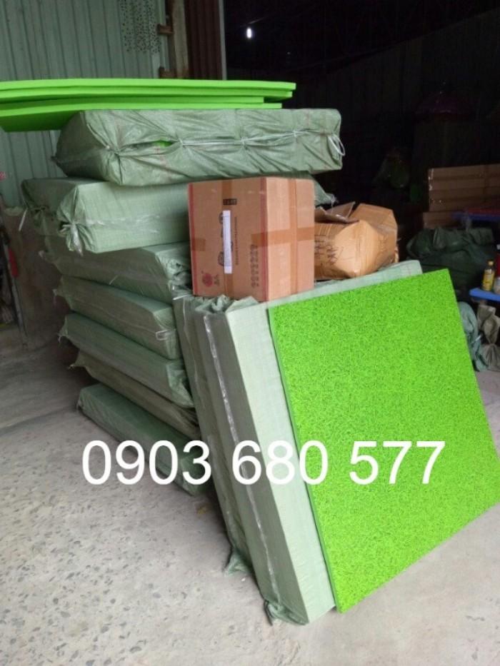 Nơi bán thảm cỏ nhân tạo cho trường mầm non, mẫu giáo8