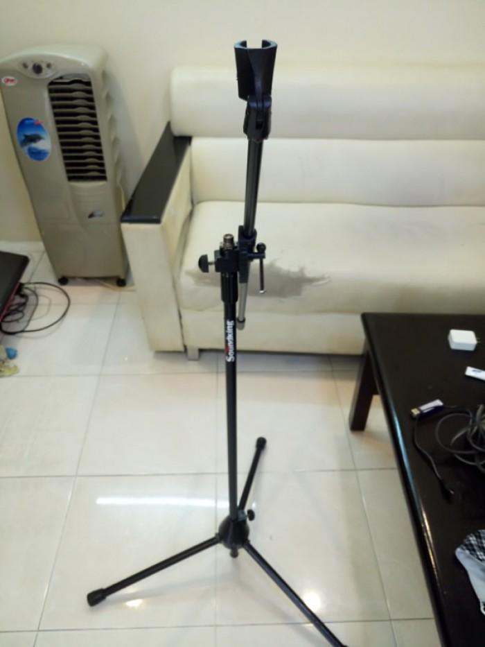 Chân đế micro dùng ca hát Karaoke .4