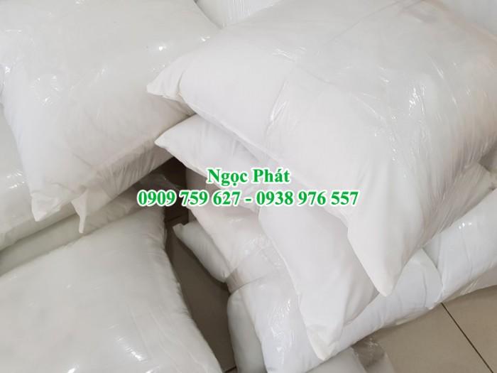 Chuyên cung cấp ruột gối : Kích thước 45 x 45cm. Ruột gối tựa lưng.4
