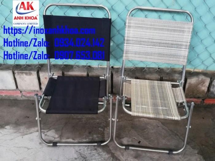 GHẾ XẾP LƯỚI INOX - INOX ANH KHOA - Khung inox 6zem - Loại ghế lưới cao cấp được sử dụng nhiều nhất, được khách hàng tin dùng lựa chọn thường xuyên GIÁ: 110.000 Đ Liên hệ: 0934024142 - 0907653081