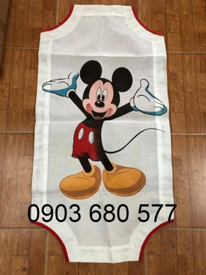 Chuyên bán giường ngủ lưới mầm non dành cho trẻ nhỏ18