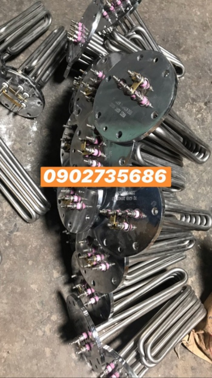 Điện trở nồi hơi 18KW /220V-380V