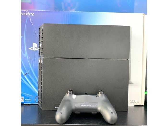 Thanh lý máy PS4 Fat like new đẹp lung linh1